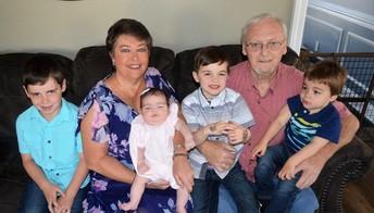 Gaine & Hayes Grandparents