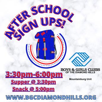 After School Boys & Girls Club