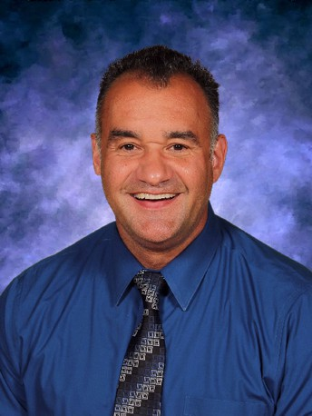 Dr. Eric W. Kosek, Asst. Principal