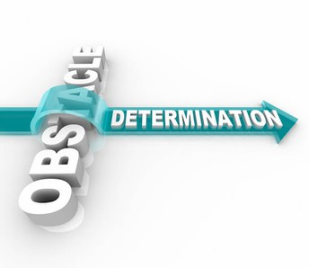 PBIS Character Trait of the Week: DETERMINATION