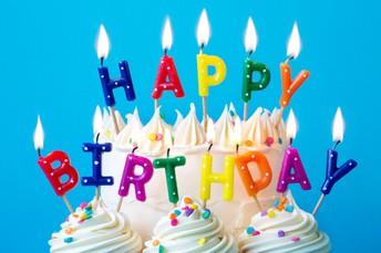 Staff June & July Birthdays