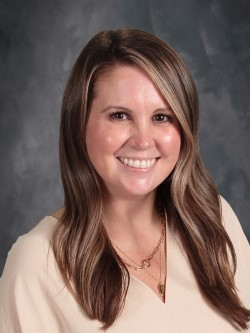 Mrs. Ericka Bush,  Principal