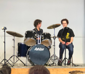 Drumming Concert