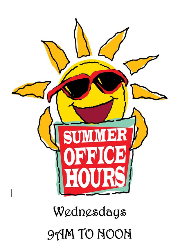 Summer Registration Information