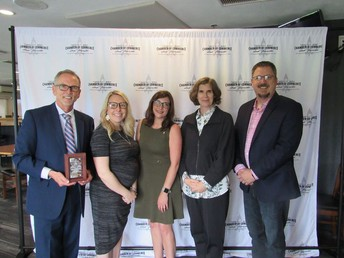 FPS earns chamber award for High School to College and Career program