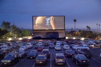 Senior Drive-In Movie