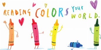 Reading Week: Reading Colors Your World!