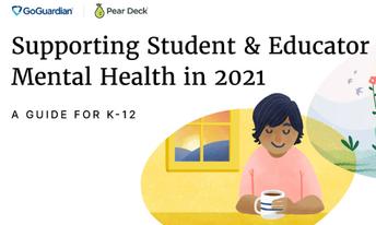 Free Mental Health Guide for K-12 Educators & Administrators