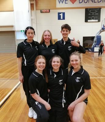 New Zealand Area Schools Tournament Team