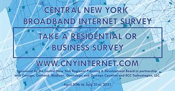 CNY Broadband Survey for the Community