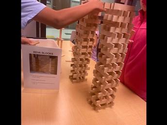 Keva Block Challenge