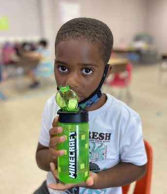 Hydrating after Recess