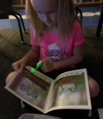 Flashlight Friday Reading