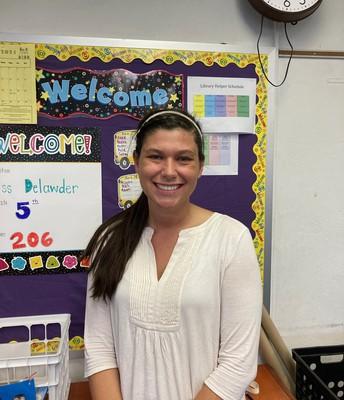 Ms. Chrissy Delawder