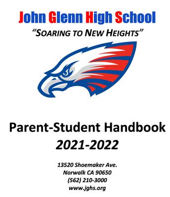 21-22 Parent & Student Handbook
