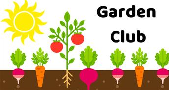 Garden Club-volunteers needed