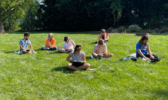Learning on the Green