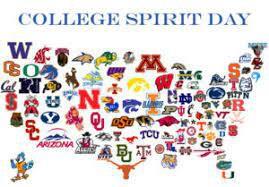 College Wear Wednesday 9/1
