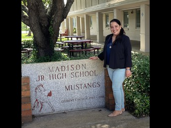 Assistant Principal for Student Affairs-Ms. Paradiso