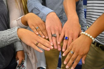Save the Date - December 12 - Class Ring/Pin Ceremony