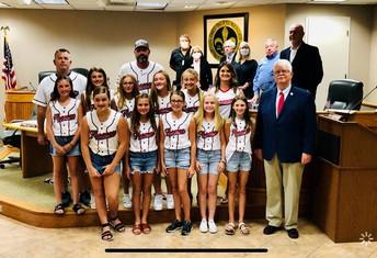 2021 USSSA World Series Champions 10U Softball