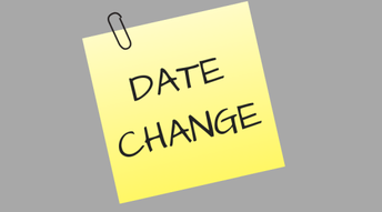 October Board of Education Meeting Date Change