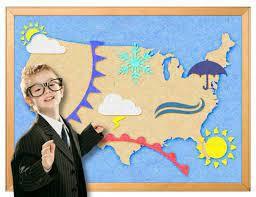 Grades PK-2 Marvelous Meteorologist