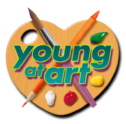 YOUNG AT ART HOLIDAY WORKSHOPS