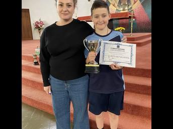 Principal's Cup Winner