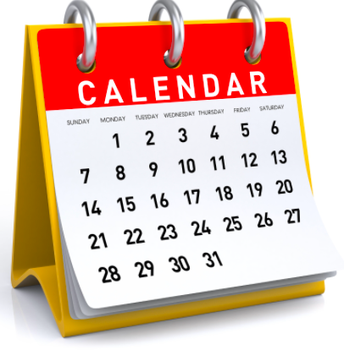 Important Dates in October