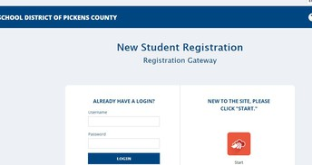 Registration for the new School Year!