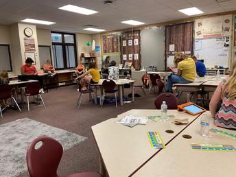 4th Grade Class Discussion