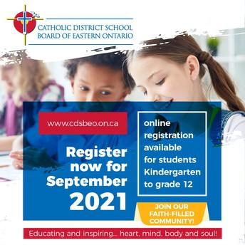 LOOKING AHEAD TO 2021/2022 SCHOOL YEAR