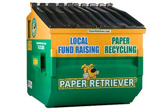 Relocating: Used Paper Retriever at CHS
