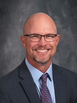 Mr. Jon Cox, Principal