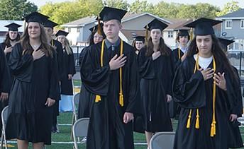 Prairie View Graduation