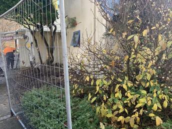 Gardens getting a change