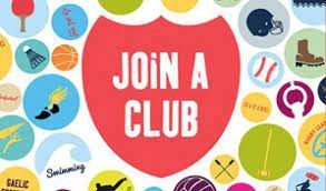 Join a Club!