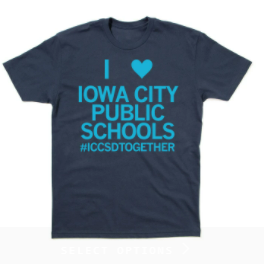 ICCSD Foundation T-Shirts Store