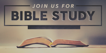 Fall Bible Study Opportunities