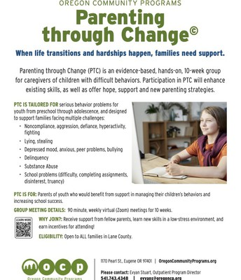 Oregon Community Programs