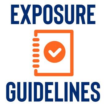 exposure guidelines