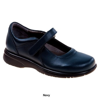 Mary Jane Flats BLUE Gr. 1-8