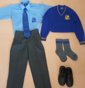 Boy's Winter Uniform
