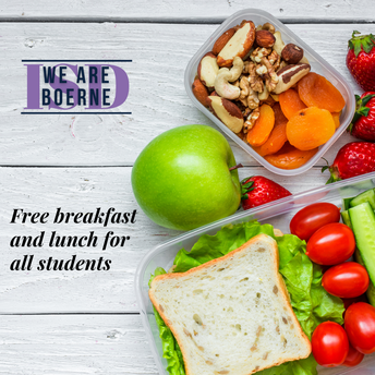 Boerne ISD to Offer Free Meals for all Students in 2021-22