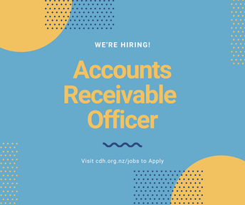 Job Vacancy - Accounts Receivable Officer - Full time -