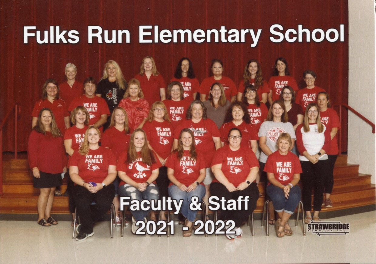 Picture of FRES faculty group photo 2021