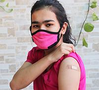 COVID-19 Vaccine Clinic at Hadley Junior High