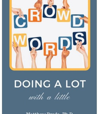 Crowd Words Book and Game Set