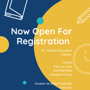 Registration for 2021/2022 is OPEN!